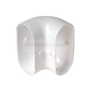 Aldes Coude horizontal minigaine 90 diamètre 60x200 11023973