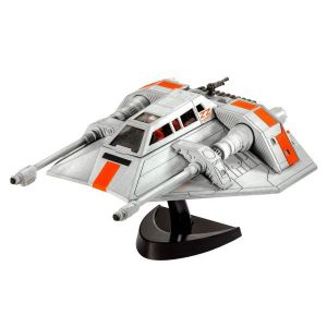 Revell 63604 - Star Wars Snowspeeder (23 pièces)