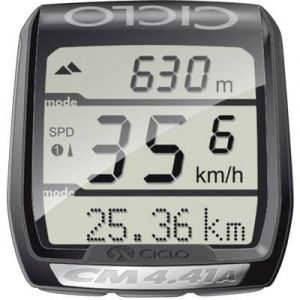CicloSport CM 4.41 - Compteur sans fil - noir 2014 Compteur velo