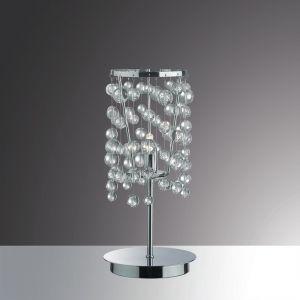 Lampe Neve en métal et verre