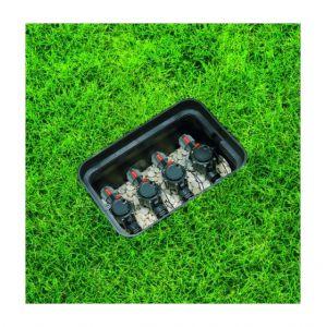 Image de Gardena Vanne d'irrigation 24V - Contrôle de l'irrigation 1278-20