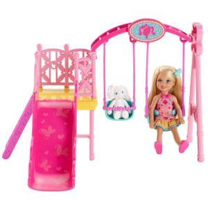 Mattel Barbie - Balançoire de Chelsea
