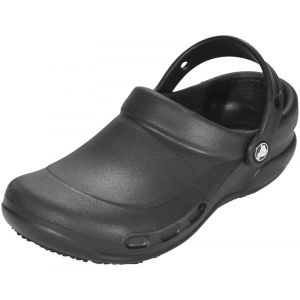 Crocs Bistro, Sabots Mixte Adulte, Noir (Black), 37-38 EU