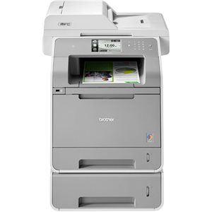 Brother MFC-L9550CDWT - Imprimante laser multifonctions Fax