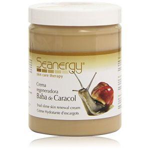 Seanergy Crème hydratante d'escargot 300 ml