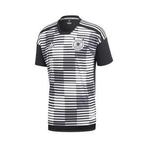 Adidas Maillot d'avant-match domicile de l'équipe d'Allemagne - Blanc