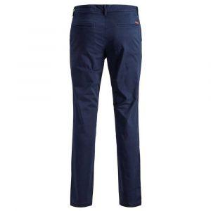 Jack & Jones Jack & Jones NOS Jjimarco Jjbowie Sa Navy Blazer Noos Pantalon, Bleu, W38/L32