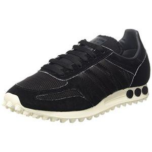 Adidas Originals la Trainer OG, Chaussures de Running Entrainement Homme, Noir (Core Black/Core Black/Dark Grey), 44 2/3 EU