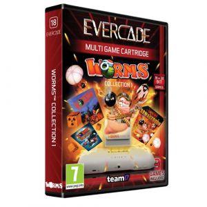 Evercade Worms Collection 1 Cartouche Evercade N°18 [Megadrive]