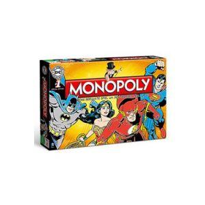 Winning Moves Monopoly DC Comics (version allemande)