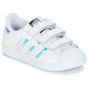 quality design 2de1e 5e811 Adidas Superstar Irisée Enfant BasketsTennis Enfant
