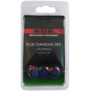 BCE Riley Procédés Blue Diamond (3) 9 mm sous blister
