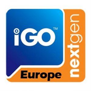 Phonocar Carte de navigation pour camion iGO Nextgen Europe