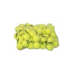 Babolat Academy X 72 Sac de Balles de Tennis pour Adulte Jaune Taille Unique