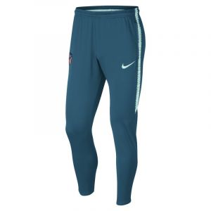 Nike Pantalon de football Atletico de Madrid Dri-FIT Squad pour Homme - Bleu - Taille S