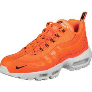 Nike Air Max 95 Premium Orange/blanc 44 Homme