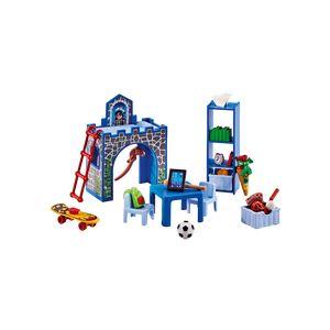 Playmobil 6556 - City life : Aménagement pour chambre d\'enfant - Comparer  avec Touslesprix.com