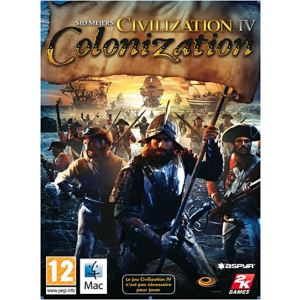 Civilization IV : Colonization - Extension du jeu [MAC]