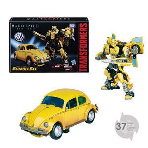 Hasbro TRANSFORMERS Generation - Robot Masterpiece Bumblebee Coccinelle Masterpiece - Jouet transformable 2 en 1