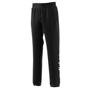 Adidas Pantalon YB E Lin Noir / Blanc - Taille 14 Ans
