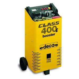 DECA Chargeur de batterie démarreur CLASS BOOSTER 400E - sur chariot - monophasé - batteries 12-24V