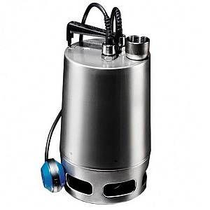 Grundfos pompe submersible eaux usées et chargées unilift ap35 1.0 kw 230 v mono réf. unilift ap 35.40.06