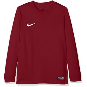 Nike 725970-677 Maillot de Football Enfant Team Red/Blanc FR : XL (Taille Fabricant : XL)