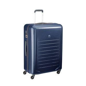 Delsey Toliara Valise 4 Roues Bleu foncé 66 cm