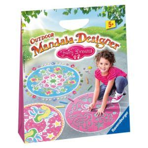 Ravensburger Mandala Designer Outdoor - Fairies Dreams