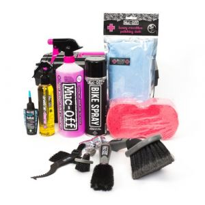 Muc-Off Muc Off - Ultimate Bicycle Kit - Set de nettoyage taille 1,6 l, noir