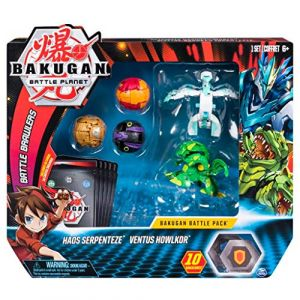 Spin Master Coffret Bakugan Battle Planet