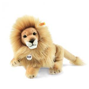 Steiff Peluche Lion-pantin Leo 34 cm