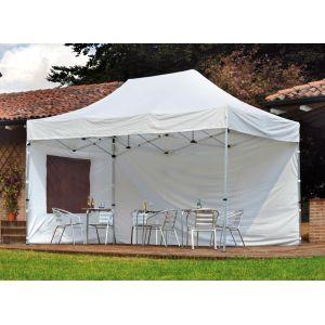 Chapiteau-tente professionnelle rectangulaire pliant 3 x 4,50 m