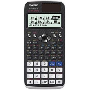 Casio FX-991DE X - Calculatrice scientifique