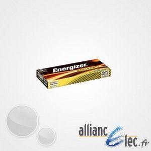 Energizer Lot de 10 piles AAA LR03
