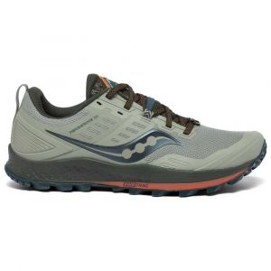Saucony Peregrine 10 M Chaussures homme Kaki - Taille 41