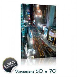 tableau lumineux comparer 708 offres. Black Bedroom Furniture Sets. Home Design Ideas