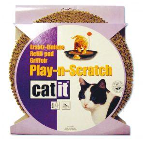 Catit Recharge pour jeux Play-n-scratch