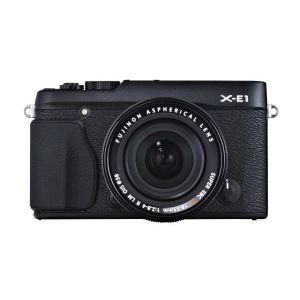 Fujifilm X-E1 (avec objectif 18-55mm)