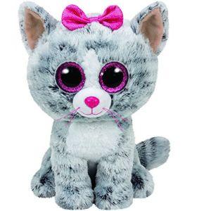 Ty Beanie Boo's : Chat Kiki 15 cm