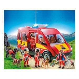 Playmobil 9125 City Action - Brigade Cynophile