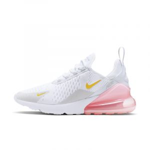 Nike Chaussure Air Max 270 pour Femme - Blanc - Taille 44.5 - Female