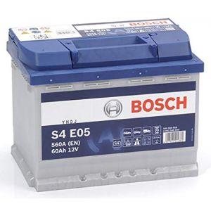 Bosch Batterie S4E05 60Ah 640A