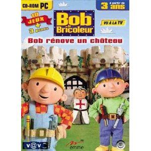 Bob le Bricoleur : Bob rénove un château [PC]