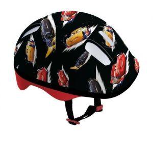D'arpèje DISNEY CARS Set de protections avec casque et sac en PVC pour enfant