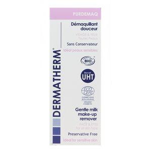 Dermatherm Purdemaq - Lait démaquillant
