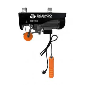 Daewoo DAHST200 / 400 - Palan électrique 400 Kg max. 850 W