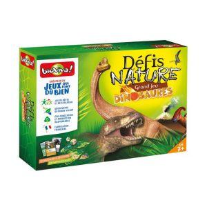 Bioviva Le grand jeu Défis Nature - Dinosaures