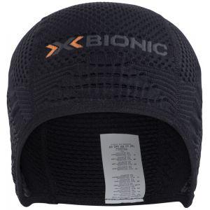 X-Bionic Bonnet Hiver avec Protections Oreilles Unisexe Couleur Noir/Anthracite Taille T1