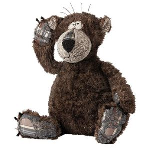 Sigikid Peluche Beasts : Bonsai Bear 37 cm